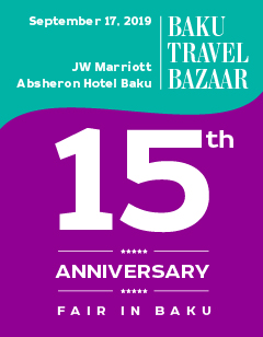Baku Travel Bazaar Autumn Edition 2019